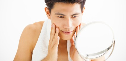 男性のためのメンズスキンケアに基礎化粧品は必要?